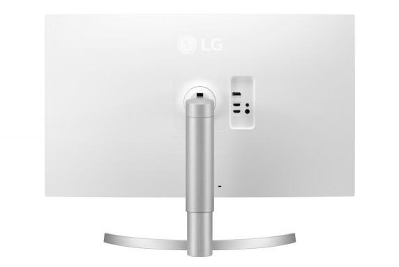LG Reveal 32UN650-W 4K UHD Monitor