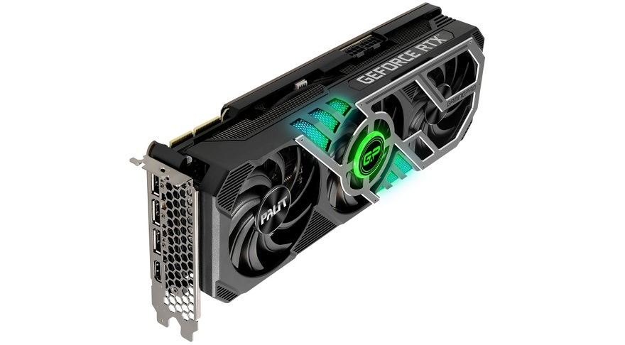 Palit GamingPro & GameRock GPUs