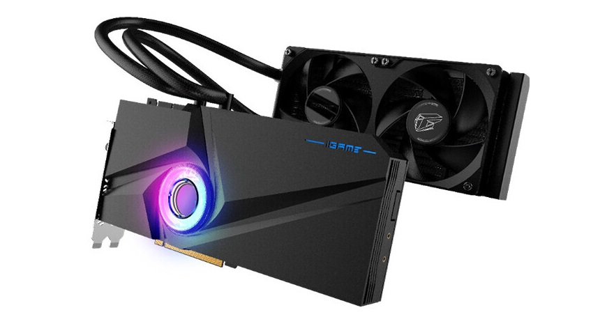 Colorful GeForce RTX 3090, RTX 3080 and RTX 3070 graphics cards