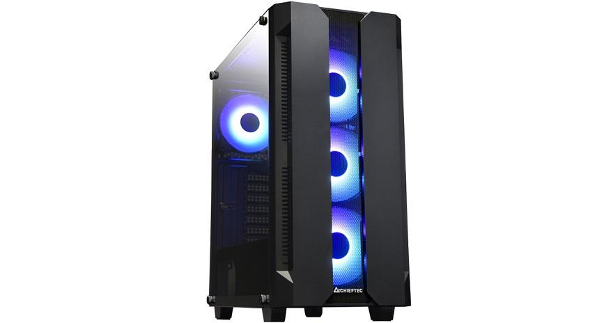 Chieftec Hunter ATX PC Gaming Case