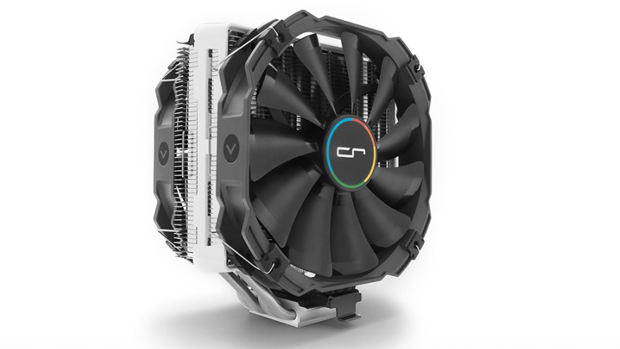 Cryorig R5 Cooler & Crona 120 RGB Fan