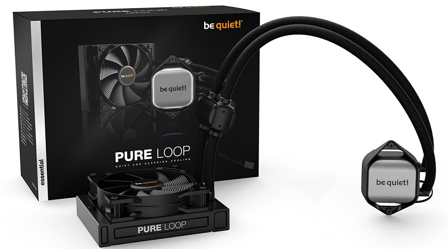 be quiet! Pure Loop All-in-One Liquid CPU Cooling Solution