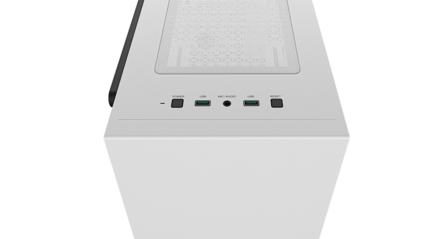 DeepCool Macube 110 White Micro-ATX Chassis