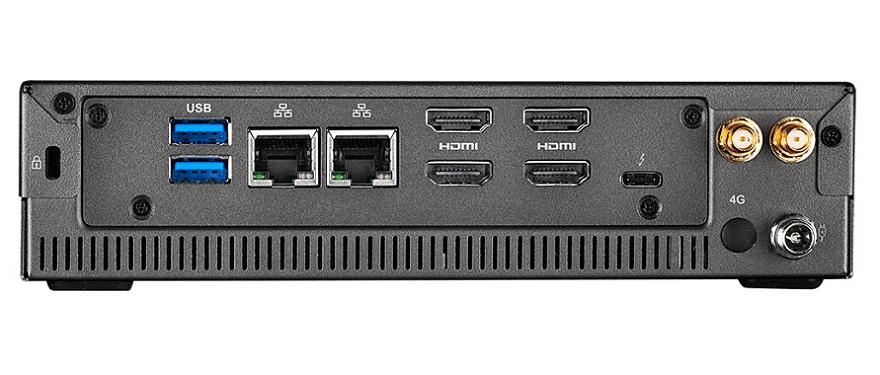 Gigabyte BRIX Pro Mini PC