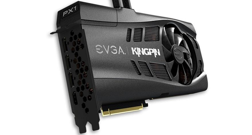 EVGA Nvidia 30XX