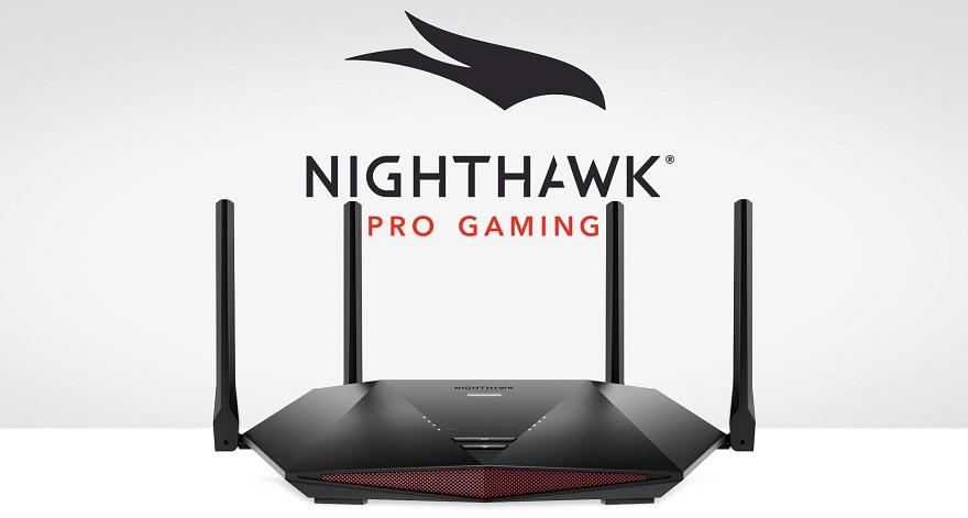 Netgear Nighthawk Pro Gaming XR1000 WiFi 6 Router
