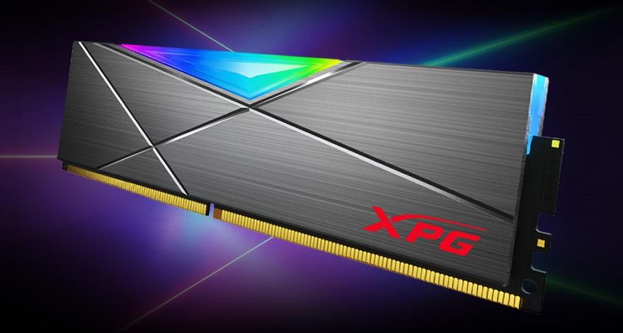 Adata XPG SPECTRIX D50 Xtreme DDR4 RGB Memory Modules