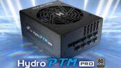 FSP Hydro PTM PRO 80 Plus Platinum PSU Series