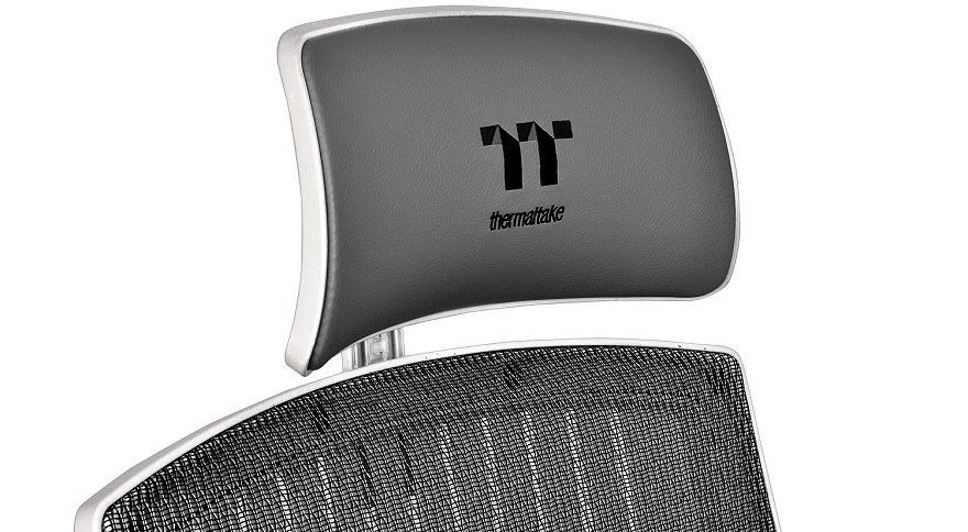 Thermaltake CyberChair E500 White Edition Ergonomic Chair