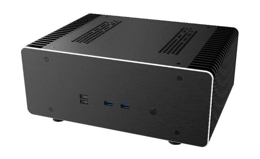 Akasa Unleash the Maxwell Pro Silent Mini-ITX Case