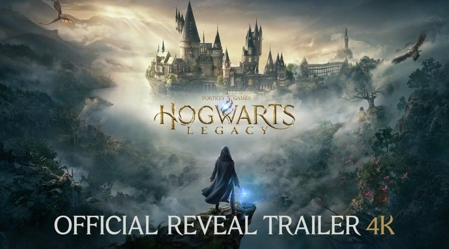 Hogwarts Legacy Look Fantastic in 4K Trailer
