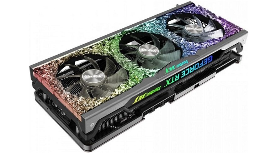 Emtek Xenon GeForce RTX 3090 Turbo Jet OC D6X 24GB GPU