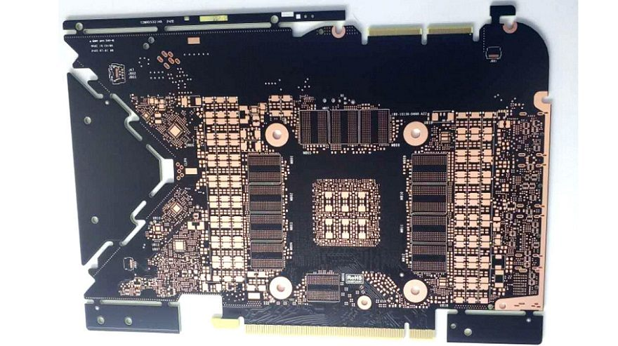 nvidia 3090 PCB