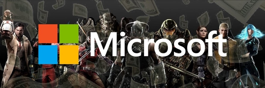 Microsoft's Big Investment Revealed - They're Buying ZeniMax!