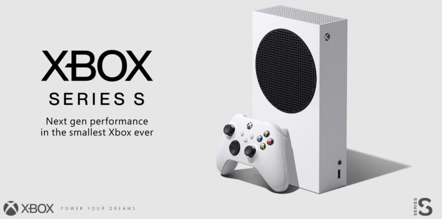 Microsoft Has Finally Revealed the Xbox Series S