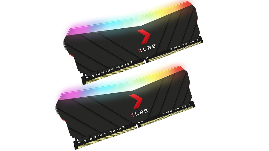 PNY XLR8 Gaming EPIC-X RGB DDR4 3600MHz RAM