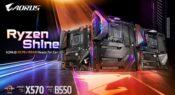 Gigabyte AMD Ryzen 5000