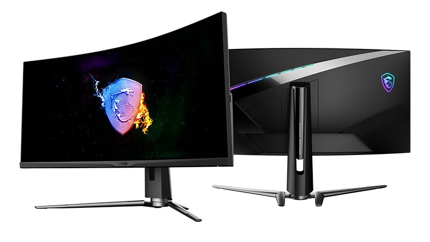 MSI MPG ARTYMIS 343CQR 1000R Curved Gaming Monitor