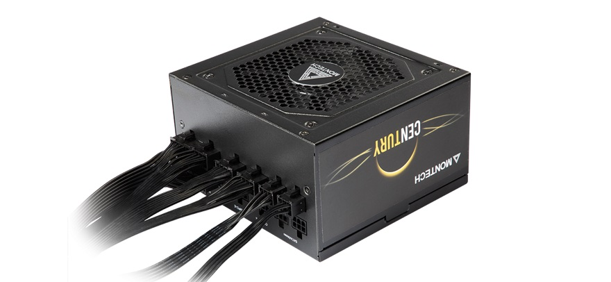Montech Century Line Power Supplies
