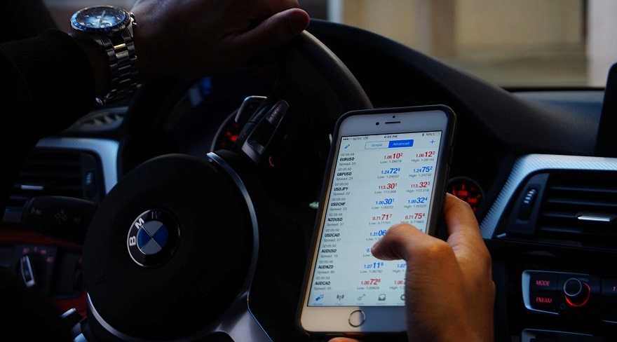 mobile phone smartphone car mds