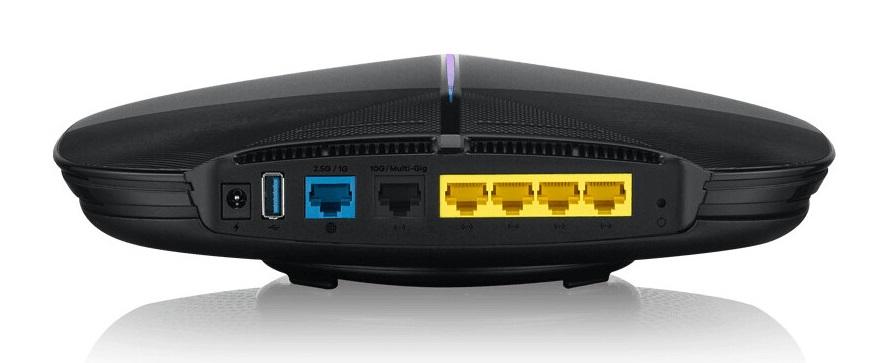 Zyxel Armor G5 AX6000 12-stream WiFi 6 Router