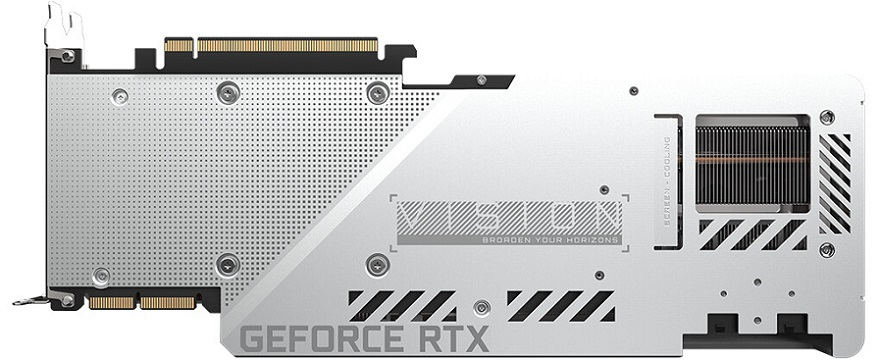 Gigabyte RTX 3090 VISION OC Graphics Card