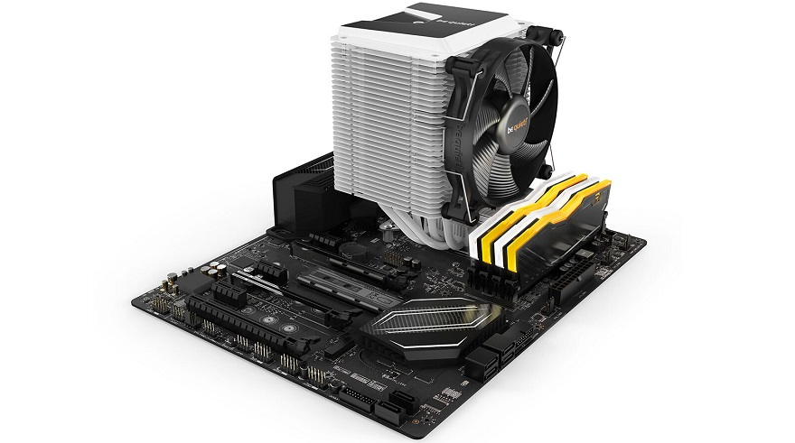 be quiet! Shadow Rock 3 White CPU Cooler