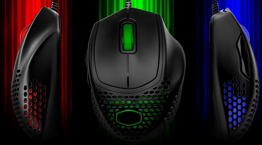 Cooler Master MM720 Gaming Mouse