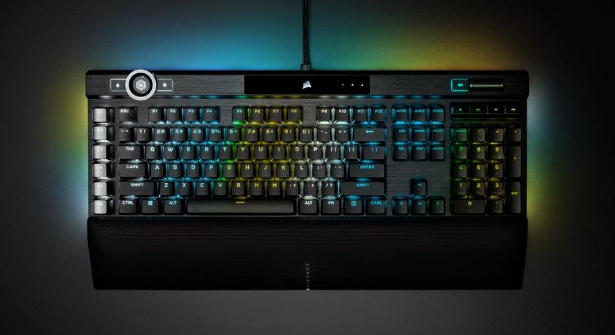 Corsair CORSAIR K100 RGB Gaming Keyboard