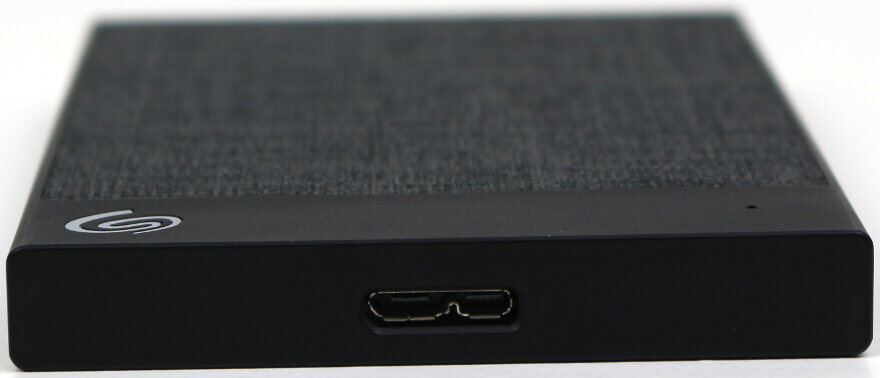 Seagate Backup Plus Ultra Touch 1TB Photo view side 1