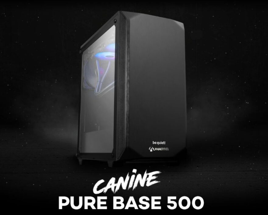 AlphaSync Canine Pure Base 500 Gaming PC Review