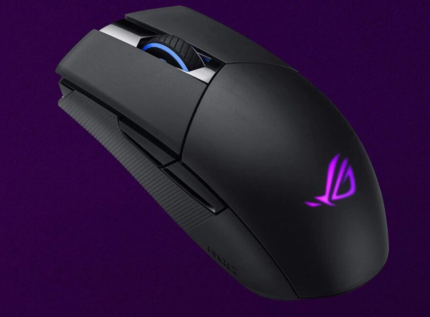 ASUS ROG STRIX Impact II Wireless Gaming Mouse Review