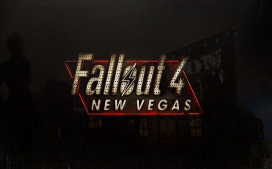 Fallout 4: New Vegas Conversion Mod Gets Gameplay Trailer