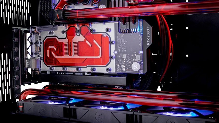 EKWB EK-Loop Vertical GPU Holder