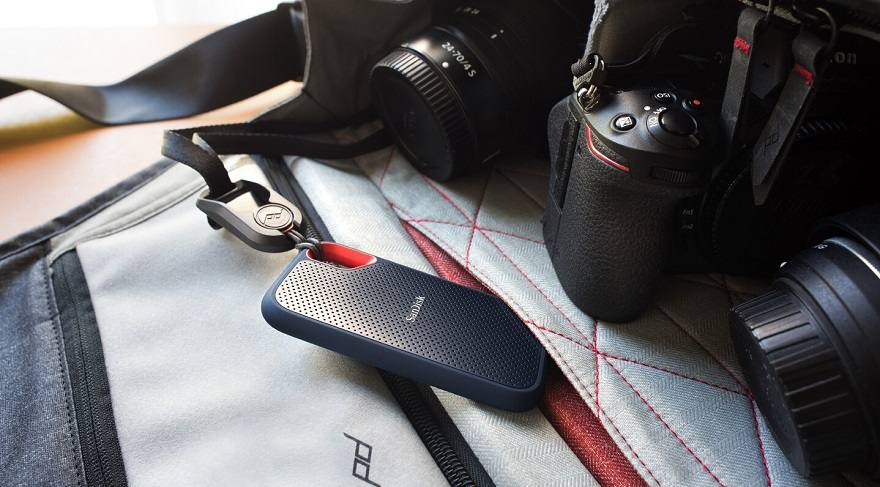 SanDisk Extreme Portable SSDs