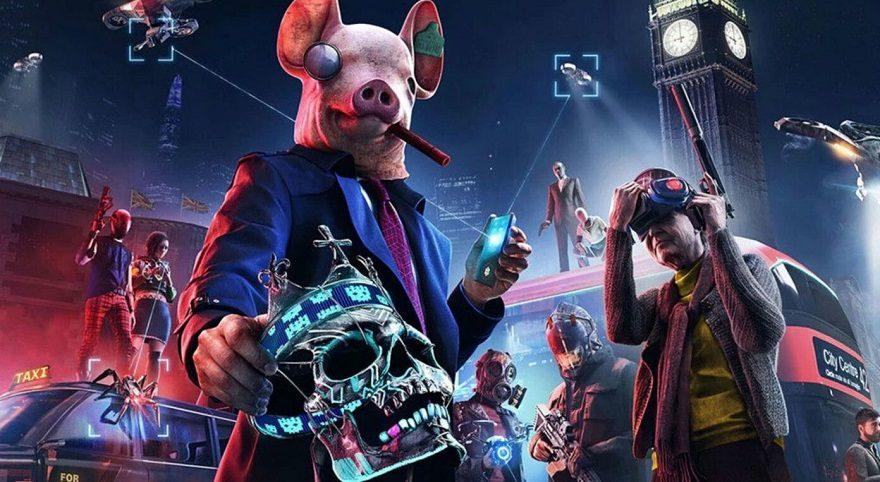 Watch Dogs: Legion PC System Requirements