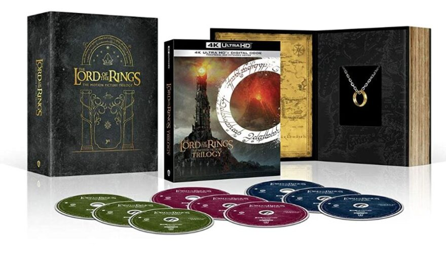 Lord of the Rings 4K Blu-Ray Coming This Year!