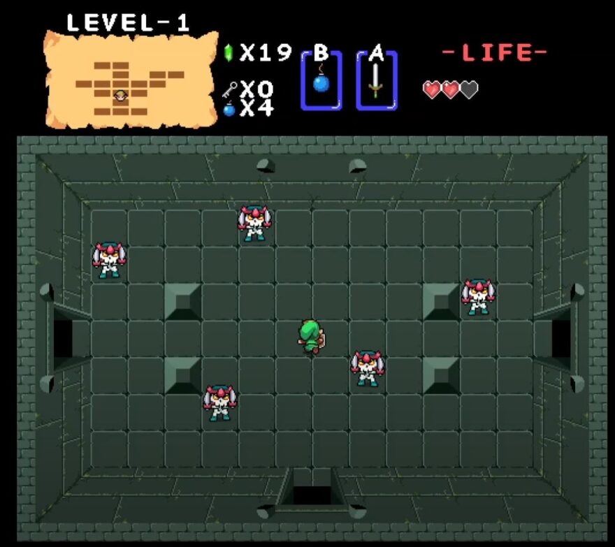 Unofficial The Legend of Zelda Remaster Released for Emulation