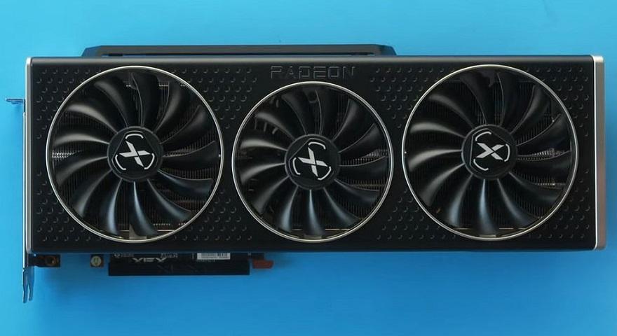 XFX Radeon RX 6800 XT Speedster Merc 319