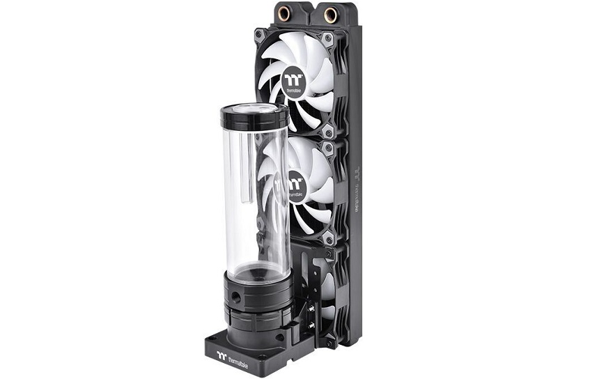 Thermaltake PR32-D5 Plus Reservoir+Pump and Pacific MX1 Plus Water Block