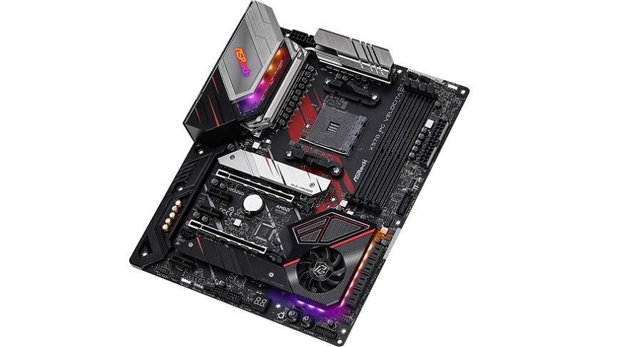 ASRock X570 Phantom Gaming Velocita Motherboard