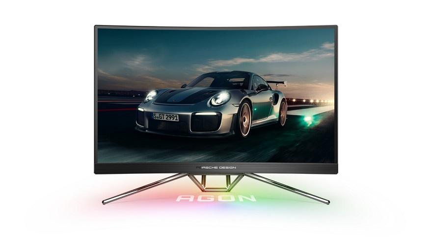 Porsche Design AOC AGON PD27 Monitor