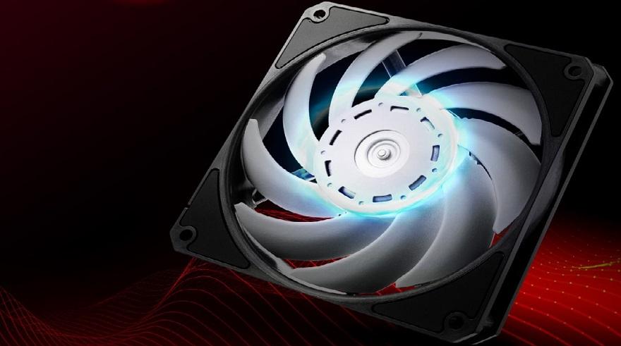 adata XPG VENTO PRO 120 PWM Cooling Fan
