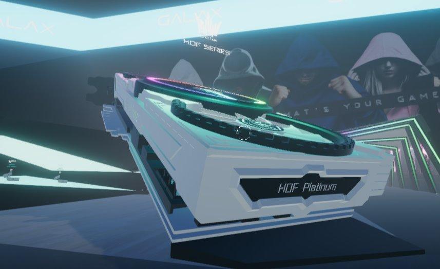 Galax RTX 30 HOF