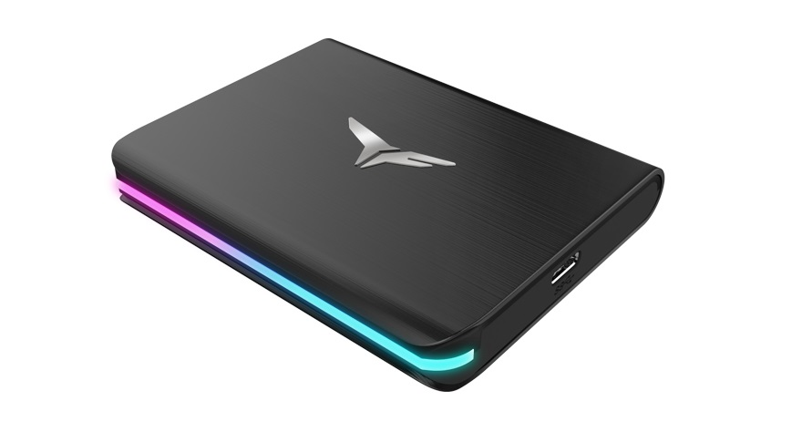 Teamgroup TREASURE TOUCH External RGB SSD