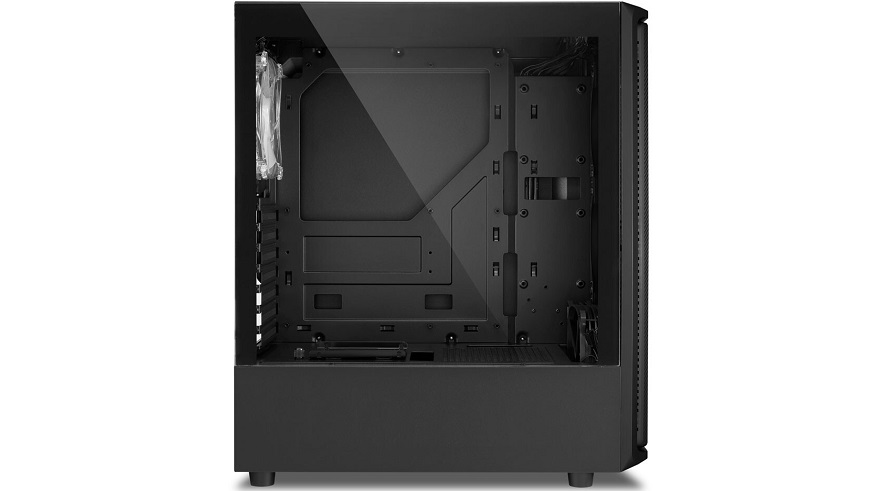 Sharkoon SK3 RGB and TK4 RGB Compact Cases