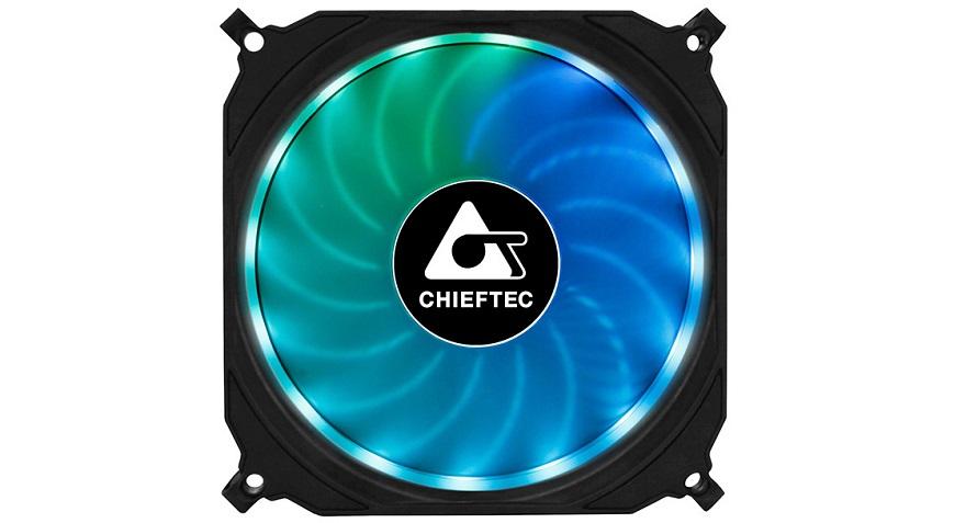 Chieftec Tornado Fan Kit