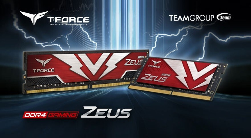 TeamGroup T-FORCE ZEUS