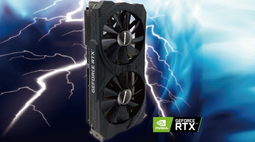 Manli GeForce RTX 3070 Series Graphics Cards