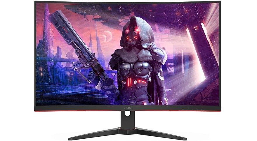 "AOC 31.5"" Curved G2 Gaming Monitors"